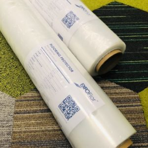 Non-adhesive Flooring Protector
