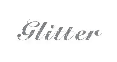 EXPOflor - Glitter Logo