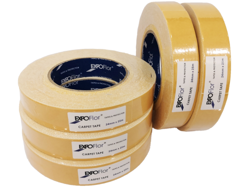 EXPOflor - Double-sided Carpet Tape