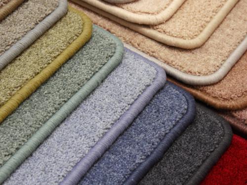EXPOflor - carpet binding service