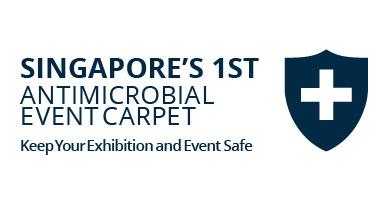 Antimicrobial Event Carpet